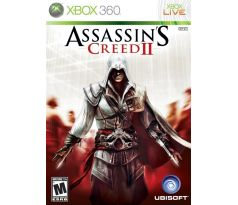 Assassin's Creed II 2 Xbox360