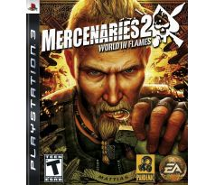 Mercenaries 2 World in Flames (PS3)