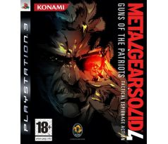 Metal Gear Solid 4 Guns of the Patriots (PS3)