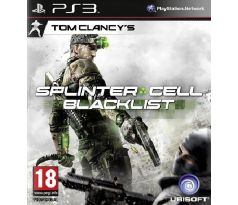 Tom Clancys Splinter Cell Blacklist (PS3)