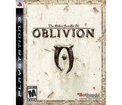 The Elder Scrolls IV Oblivion (PS3)