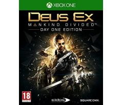 Deus Ex Mankind Divided XboxONE