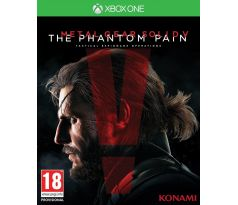 Metal Gear Solid V The Phantom Pain XboxONE