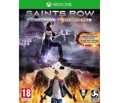 Saints Row IV Re-elected - Saints Row Gat Out of Hell XboxONE