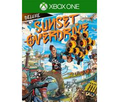 Sunset Overdrive XboxONE