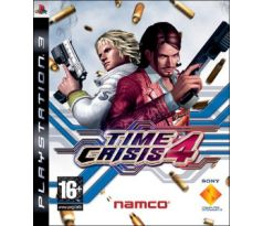 Time Crisis 4 (PS3)