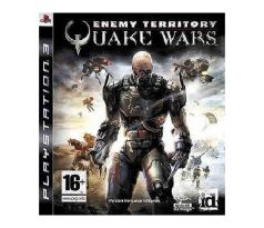 Enemy Territory QUAKE Wars (PS3)