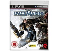 Warhammer 40,000 Space Marine (PS3)