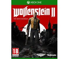 Wolfenstein 2 The New Colossus XboxONE