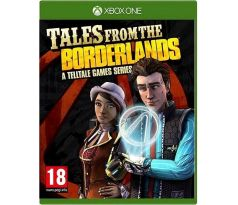 Tales from the Borderlands A Telltale Games Serie XboxONE