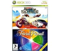 Trivial Pursuit (iba jedna hra) Xbox360