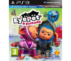 Move Eyepet And Friends (PS3)