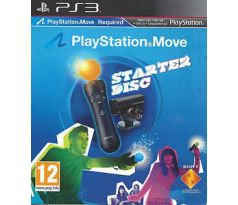 Playstation Move Starter Disc (PS3)