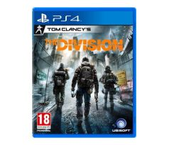 Tom Clancys The Division PS4 CZ tit