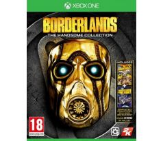 Borderlands The Handsome Collection XboxONE