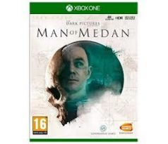 The Dark Pictures Anthology Man of Medan XboxONE